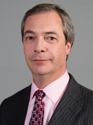 Nigel Farage Profile Image