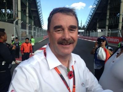 Nigel Mansell Profile Image