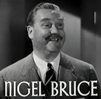 Nigel Bruce Profile Image
